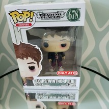 Funko Pop! Figure Movies #678 Trading Places Louis Winthorpe III Beat Up NEW - $9.99