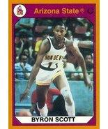 Byron Scott Basketball Card (Arizona State) 1990 Collegiate Collection #8 - $3.00