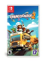 Overcooked! 2  Nintendo Switch NEW! - $42.47