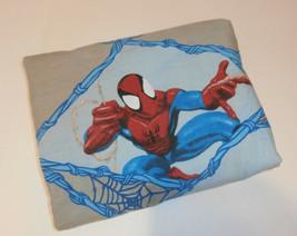 Spiderman 2006 Twin Flat Sheet Cotton Blend Jay Franco  - $9.74