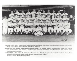 1966 Baltimore Orioles 8X10 Team Photo Baseball Mlb Picture O's - $3.95