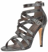 Michael Antonio Rimio Heels - Women's, Silver Metallic size 7 - $16.25
