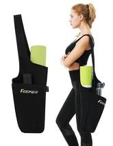 Large Yoga Gym Bag, Fits Most Size Yoga Mats / Large Storage Yoga Mat Ba... - $343,64 MXN