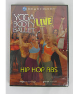 NEW Yoga Booty Ballet Live Hip Hop Abs Beachbody DVD Region 1 Sealed - $10.84