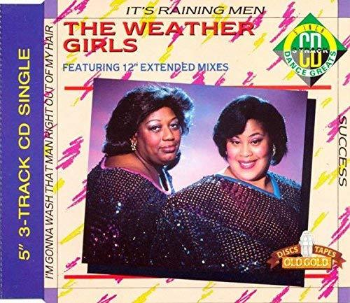 Primary image for Weather Girls, The - It's Raining Men - Old Gold - OG 6513 [Audio CD] Weather Gi