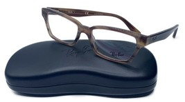 Ray-Ban Women's Brown Marble Glasses with case RB 5280 5135 51mm - $139.99