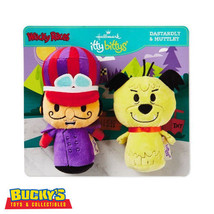 Wacky Races Dastardly and Muttley Hallmark itty bitty bittys  Villains  ... - £27.45 GBP