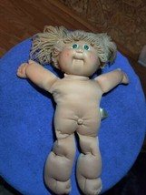 Vintage 1978 1982 Cabbage Patch Kids Doll by Coleco 71R5270 Xavier Roberts  - $12.30