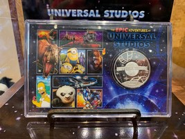 Universal Studios Hollywood The Epic Adventures At Universal Studios Sil... - $41.84