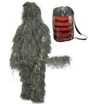 Ghillie Suit XL / 2X 3D Camouflage Complet 4 Pièces. Capuche, Fusil Enve... - $56.61