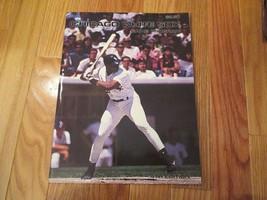 1991 White Sox team Game Program MLB Baseball - $6.99