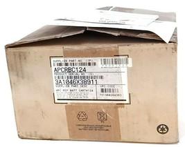 Nib Apc Schneider Electric APCRBC124 Replacement Battery Cartridge #124 - $75.00