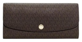 Michael Kors Juliana Large Three In One Wallet Wristlet Card Holder Phone Case - $99.30