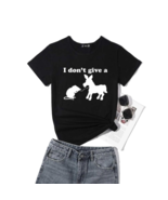 I Don't Give A Rats Ass Humor Adult Cool Graphic Adult Funny Novelty T-S... - $35.99+