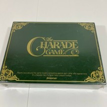 Vintage The Charade Board Game 1985 Brand New Sealed - $26.16