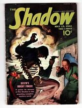 Shadow Pulp Mag 1942 May 15-STREET & Smith High Grade Fn - $181.88