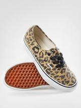 Vans Authentic Van Doren Leopard Black Sz Mens 11.5 Shoes Nib Era Skate SK8 Hi - $46.24
