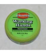 OKeeffes 03500 Working Hands Hand Cream Heals Relieves Repairs - $8.75