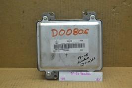 2007 GMC Acadia Engine Control Unit ECU 12605843 Module 125-7d2 - $19.99