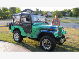 1970 Jeep CJ-5 For Sale In Liberty Twp., OH 45044 image 10