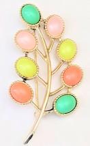 Vintage Sarah Coventry Brooch - SarahCov 1973 Candyland Brooch Pin - $16.00