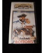 VHS Video Cassette Ranger Rob's Home Video Theater Bottoms 1989 - $18.99
