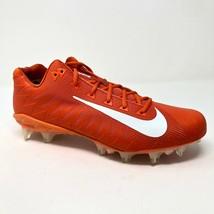 Nike Alpha Menace Pro Low TD Football Cleats Orange 922804 818 Men Size 12.5 - $44.95