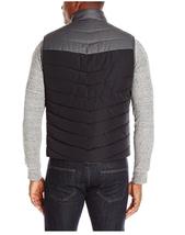REACTION KENNETH COLE Color Block Puffer Vest, Black Combo, Size XL image 2