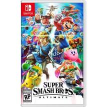 Super Smash Bros (Nintendo Switch) - $109.99