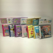 DISNEY BATH TIME BOOKS FROZEN-DORY-MOANA-PUPPY DOG PALS-SESAME STREET & ... - $25.73