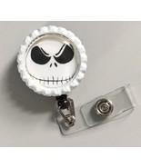 Nightmare Before Christmas Bottle Cap Retractable badge reel key ID card... - $9.50
