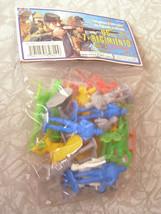 U.S. 7th Regiment Marx Play Set Toy Soldier Figures New multicolor - $24.99