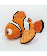 "Disney TY Sparkle Finding Nemo the Clownfish Stuffed Plush 9"" Long Orang... - $11.87"