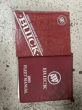 1991 Buick Reatta Riviera Servizio Officina Negozio Riparazione Manuale ... - $89.05