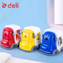 Deli® Pencil Sharpener Stationery Dog Pattern Manual Pencil Sharpener Cu... - $20.29