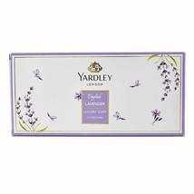 Yardley London English Lavender Luxury Soap - (100g x 3) - $13.71