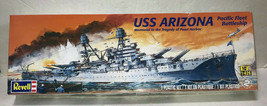 Revell Model USS Arizona Battleship 1:426 Pearl Harbor World War II NEW USN - $19.59