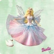 Barbie QXI8447 Swan Lake Ornament Set 2003 Hallmark (Hallmark) Keepsake Ornament - $25.69