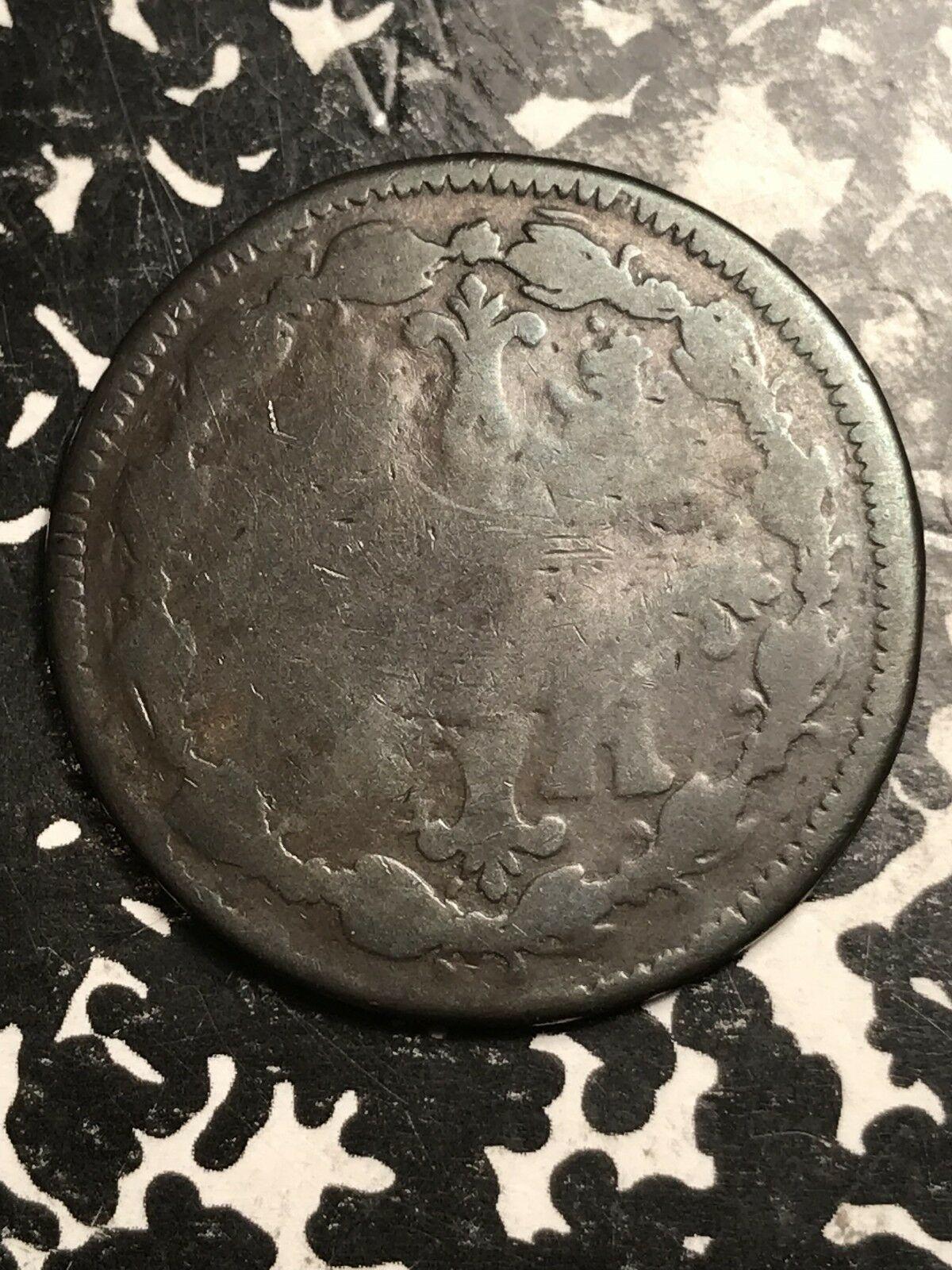 1820 Spagna 8 Marevedis Lotto #X5416