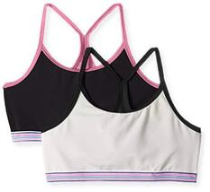 Hanes Big Girls' Comfort Flex Fit Seamless Thin Strap Racerback 2-Pack, ... - $11.21 CAD