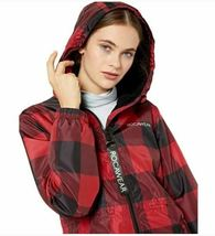 Rocawear Women's Black & Red Plaid Hooded Jacket Sz XL -NEW WITH TAGS- STORE image 3
