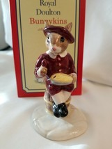 Royal Doulton Bunnykins Little Jack Horner DB221 With original box image 2