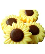 Sunflower Soap-Homemade Soaps-Decorative Sunflower Soaps- Decor - $6.27