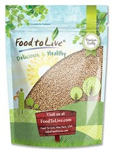 Food to Live Hard Red Winter Wheat Seed (3 Pounds) - $11.98