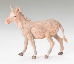 "Fontanini STANDING DONKEY, for 5"" Scale Nativity Figurine - $33.00"