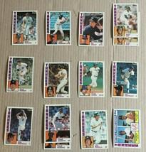 1984 TOPPS 25 CARD YANKEES LOT - $2.97