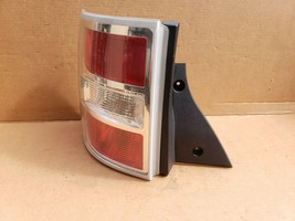 09-11 Ford Flex Taillight Combination Brake Light Lamp Driver Left LH (NON LED) image 2