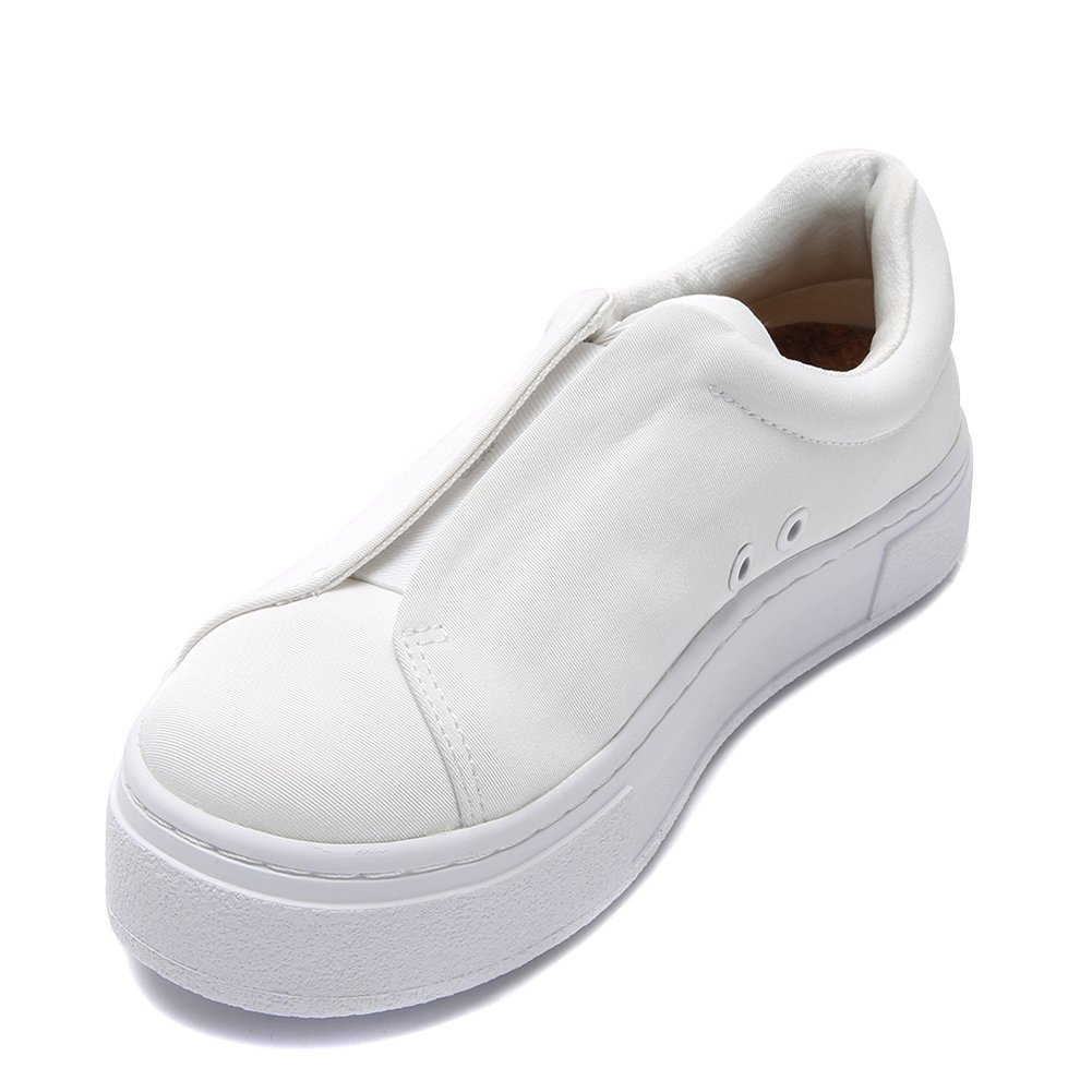 Eytys Unisex Dojas-Ofabric Fashion Sneakers DOJAS-OFABRIC (35, White)