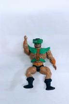 VINTAGE 1981 Mattel Masters of the Universe Tri Klops Action Figure / Me... - $49.49