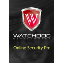 Watchdog Online Security Pro 2018 2 Yr 1 Device Windows Only Download Wo... - $52.90